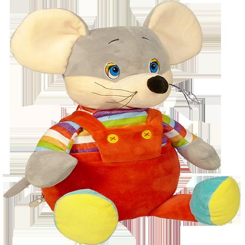 """Мягкая игрушка """"Микки"""" (текстиль)"""