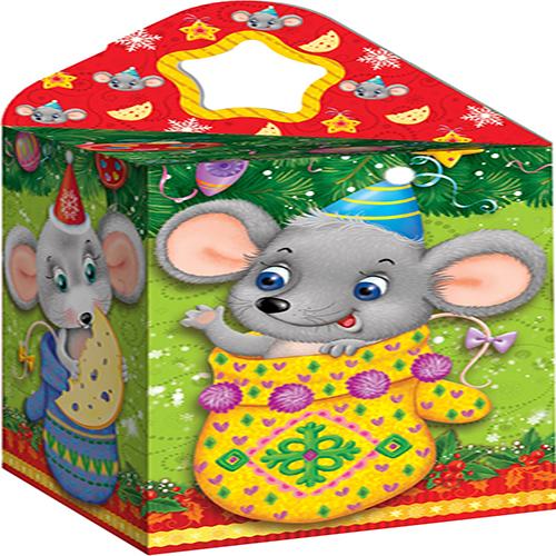 Мышки-шалунишки (картон)