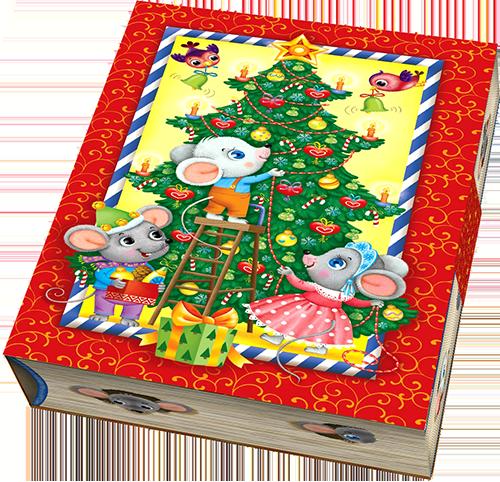 Мышкина книжка (картон)