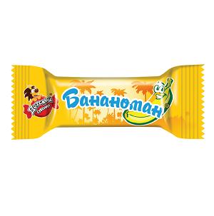 Конфета Бананоман (Славянка)