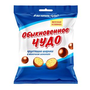 Конфета Обыкновенное чудо 40гр (Славянка)