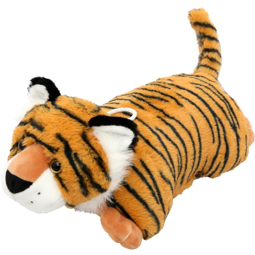 Подушка тигрушка (текстиль)